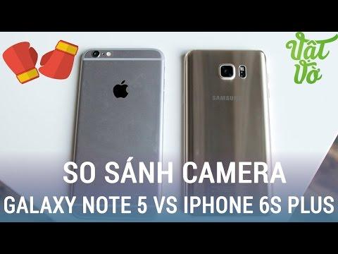 Chọn mua Samsung galaxy note 5 chính hãng