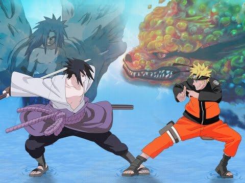 Naruto Shippuden OST 1 #7 Utsusemi