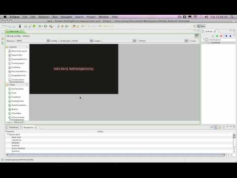 Developing Android Apps with Java: Build a Flashlight App