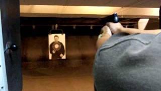 Shooting a Beretta U22 Neos .22 Pistol Thumbnail