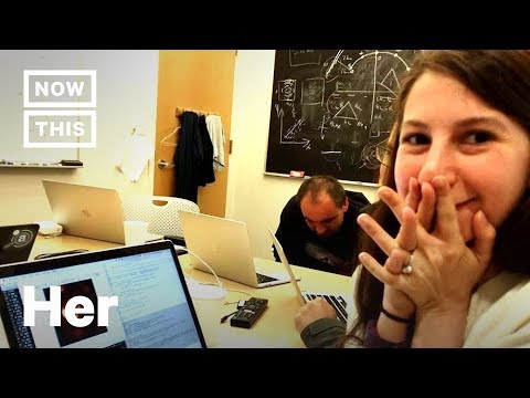 Meet Dr. Katie Bouman, the 29-Year-Old Behind the Black Hole Image | NowThis