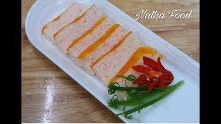 Cách làm chả tôm đúng chuẩn gốc xứ Huế, dai và rất ngon ngọt từ tôm|| Natha Food