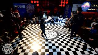 Alex-B & Nazarus vs Wikta & Littlman |  Bitwa o 3 Miejsce Bboying Junior 2vs2 - Street Noise 2019