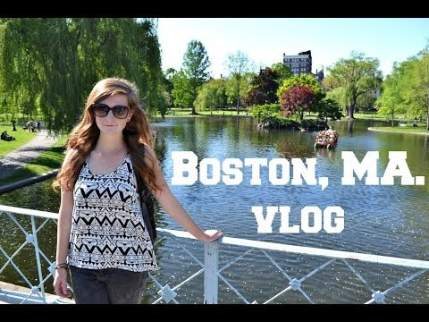 Boston Vlog - What to do in Boston & Boston Calling Music Festival // emmerliejay