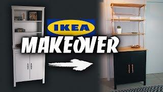 EXTREMES IKEA MAKEOVER - upcycling zu einer stylischen Kommode | EASY ALEX