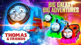 Trembling Tracks! Are you ready to go where no steam engine has gon...