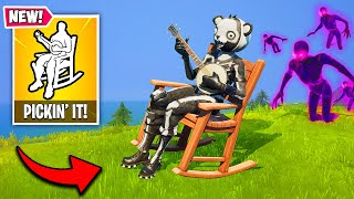*NEW* CHAIR EMOTE MEME IS SAVAGE!! - Fortnite Funny Fails and WTF Moments! #1078