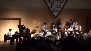 Sweet & Purty / Newport Swing Orchestra 2012