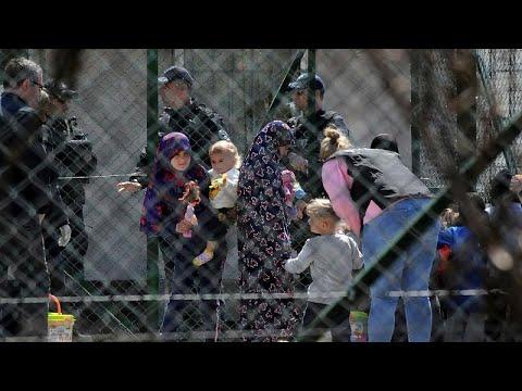 شرطة كوسوفو تحقق مع عدة نساء بعد عودتهن من سوريا  - نشر قبل 2 ساعة