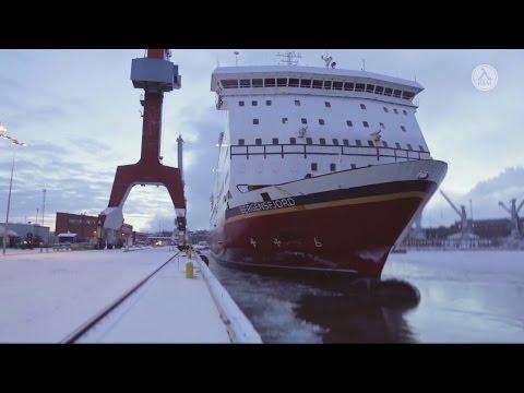 R&M Conversion project for STX Finland