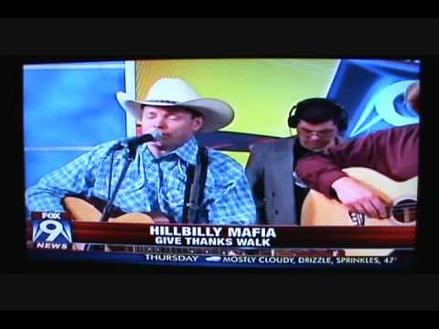 The Hillbilly Mafia on Fox 9 Morning new's Nov 2009