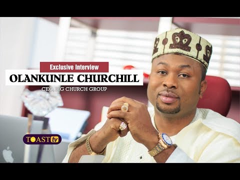 Watch The Interview Of Olakunle Churchill That Triggered Tonto Dikeh Into Meltdown