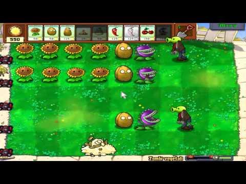 Let's Play Piante contro Zombi #30 - Minigioco #01 - Zombi vegetali