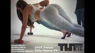 THE SOURCE TV Teaches You a TUT Workout EPISODE 5