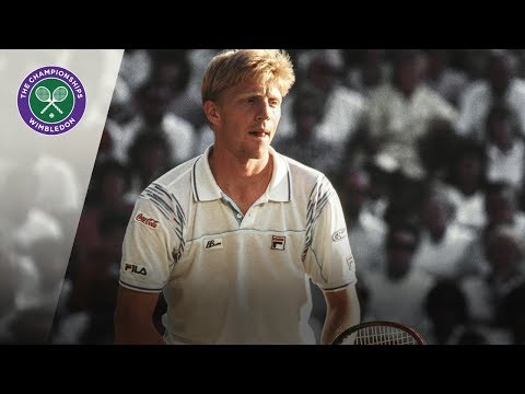 Boris Becker vs Ivan Lendl: Wimbledon semi-final, 1989 (Extended Highlights)
