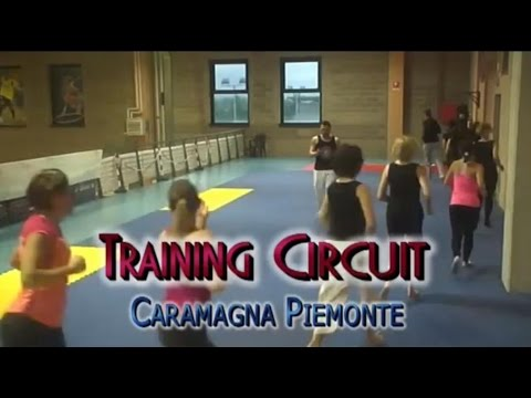 Training circuit - Okinawa Caramagna