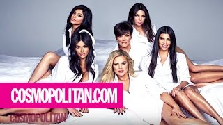 Kardashians/Jenners | Behind The Scenes | Cosmopolitan