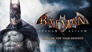 Batman: Arkham Asylum - ПОГОНЯ ЗА ХАРЛИ #2