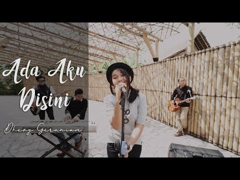 DHYO HAW - ADA AKU DISINI LIVE VERSION (DHEVY GERANIUM COVER)