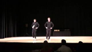 Ultimate Clogging Sideways Duet KOCB