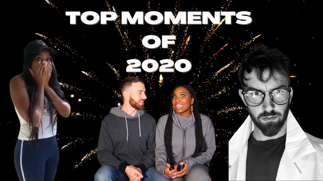 Top Moments of 2020