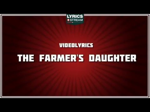 The Farmer's Daughter - Merle Haggard tribute - Lyrics