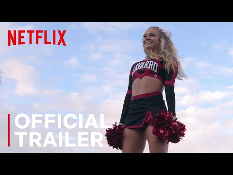 Cheer | Official Trailer | Netflix
