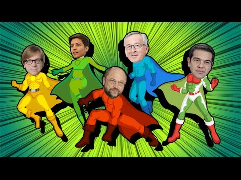 EU Commission presidency: choosing from a legion of super candidates - EN