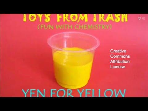 Yen for Yellow | Bhojpuri | Fun with Chemistry