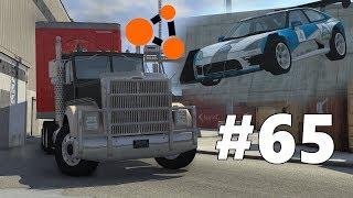 BeamNG.drive (#65) - NOWE SUPER SCENARIUSZE DO GRY
