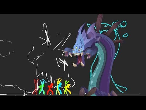 """Animating Animation vs. League of Legends LIVE! (Spoilers) - First Live stream on this channel! I added a """"Join"""" Button if you want to stand out in the chat."""