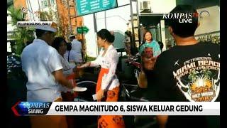 Download Video Gempa Magnitudo 6,0 Guncang Bali, Warga Panik Menyelamatkan Diri MP3 3GP MP4