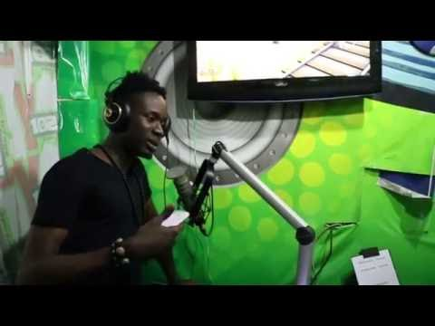 "Mr. Eazi talks recording and shooting video for ""Anointing"" with Sarkodie 