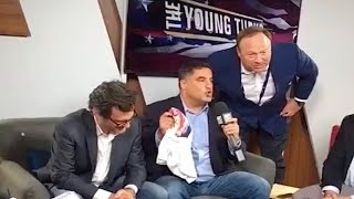"Sargon of Akkad Called Out for Clickbait: ""The Young Turks Are Falling Apart"""