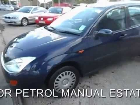 for sale 2000 x ford focus 1 8 ghia 5dr manual petrol estate rh youtube com ford focus 2000 manual de taller ford focus 2000 manual de taller
