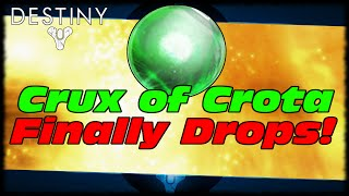 Destiny Crux Of Crota FINALLY Drops! Destiny My Weekly Nightfall Rewards From RNGesus!