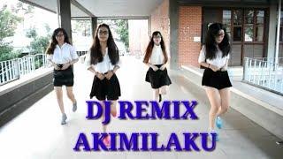 DJ remix akimilaku pokemon dance girl