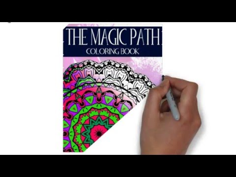 The Magic Path Coloring Book Youtube