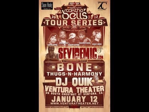 SevidemiC Live @ The Ventura Theatre