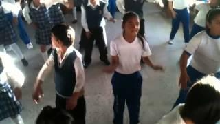 coreografia mueve escolar 2013 RODRIGO DE TRIANA