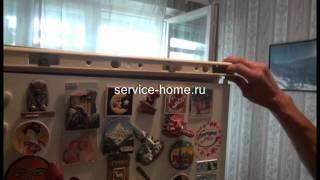 видео холодильник стинол не морозит