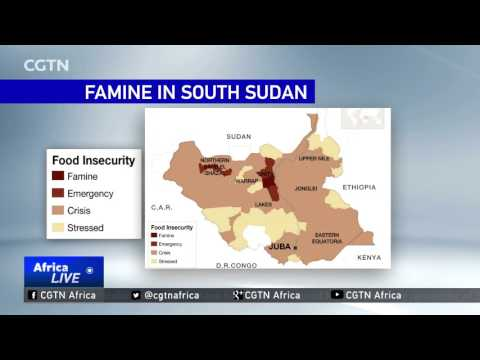 Fighting Famine: Unity State in South Sudan worst affected