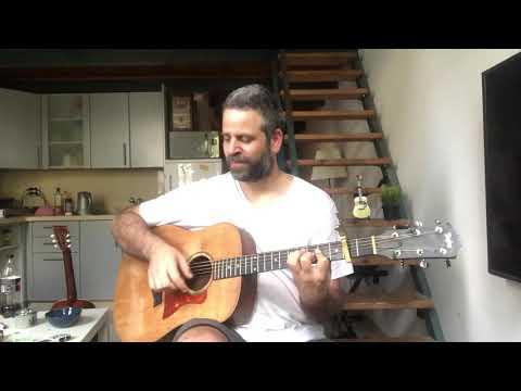 Solsbury HIll (Peter Gabriel)- Acoustic Cover