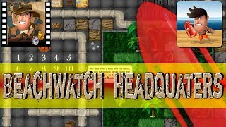 [~Beachwatch~] #2 Beachwatch Headquarters - Diggy