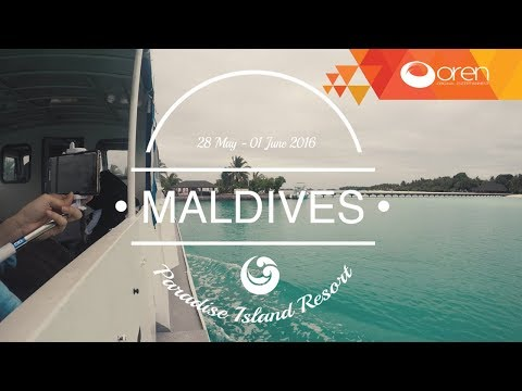 TRAVELING - MALDIVES ISLAND