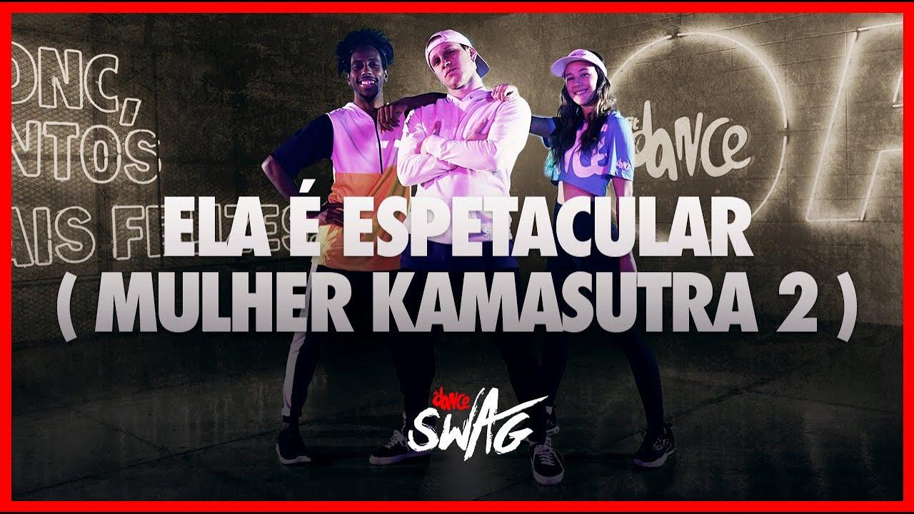 Download Ela é Espetacular ( Mulher Kama Sutra 2 ) - Mc Livinho | FitDance Swag (Coreografia) | Dance Video