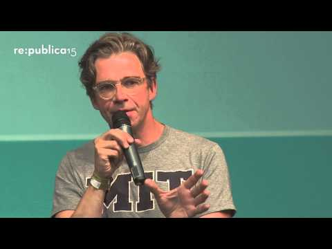 re:publica 2015 - Thomas Andrae: Wearables – current developments on the path to relevant app... on YouTube