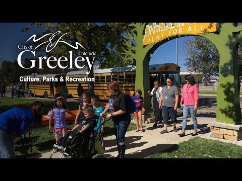 City of Greeley Parks & Recreation - NRPA Gold Medal