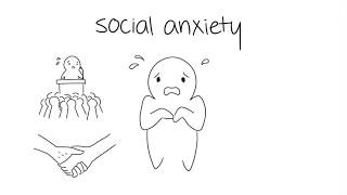 5 Ways to Deal with Social Anxiety on Your Own