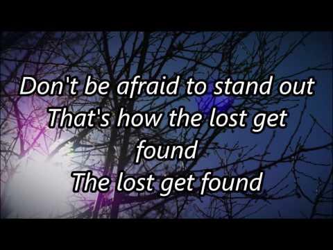 Britt Nicole The Lost Get Found Lyrics